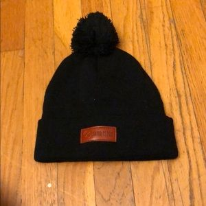 Sand cloud winter hat